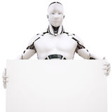 p3 robot obraz stock