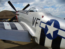 P51 D Mustang Royalty Free Stock Images
