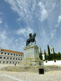 Paço герцогский de Vila Viçosa Стоковое Фото
