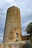 Paös Torre de les horas 库存图片