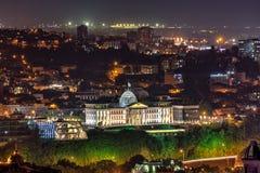 Pałac Prezydencki - Tbilisi, Gruzja fotografia royalty free