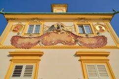Pa�ac Wilanów / Wilanow Palace Royalty Free Stock Image