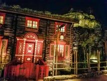 País das maravilhas da Suécia fotografia de stock