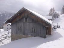 País das maravilhas do inverno Imagem de Stock Royalty Free