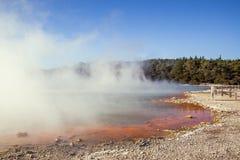 País das maravilhas térmico Fotografia de Stock Royalty Free