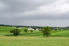 País de Amish, Pensilvânia Fotos de Stock