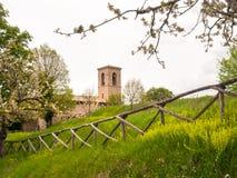 País de Apennines Imágenes de archivo libres de regalías