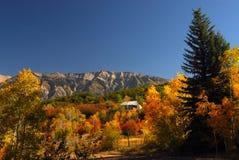 País de Colorado imagem de stock