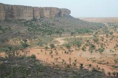 País de Dogon Imágenes de archivo libres de regalías