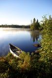 País de la canoa Imagen de archivo
