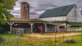 País de la granja Fotos de archivo