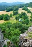 País de la montaña Imagen de archivo libre de regalías