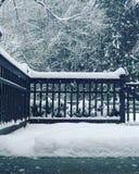 País de las maravillas Vancouver del invierno Imagenes de archivo