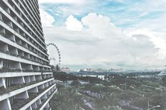 País de Singapur Imágenes de archivo libres de regalías