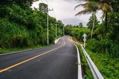 País del camino Fotografía de archivo