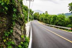 País del camino Fotografía de archivo libre de regalías