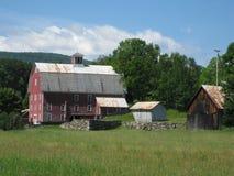 País em Vermont Foto de Stock