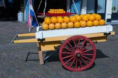 País Países Bajos del queso del queso Edam Fotos de archivo libres de regalías