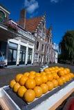 País Países Bajos del queso del queso Edam Foto de archivo