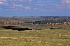 País rugoso de la pradera Imagenes de archivo
