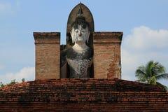 País viejo de la ciudad de la ruina de Sukhotai Imagen de archivo