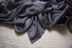Pañería de seda con la acuarela Fotografía de archivo