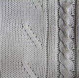 Paño blanco del acryl Imagen de archivo
