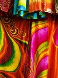 Paño colorido Fotografía de archivo libre de regalías