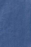 Paño de algodón azul Imágenes de archivo libres de regalías