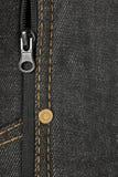 Paño de Jean imagenes de archivo