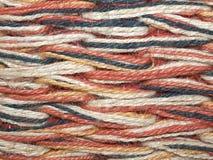 Paño de lana Imágenes de archivo libres de regalías
