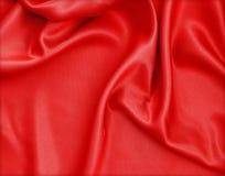 Paño de lujo del fondo abstracto o dobleces líquidos del onda u ondulados de Imágenes de archivo libres de regalías
