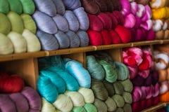 Paño de seda Foto de archivo libre de regalías