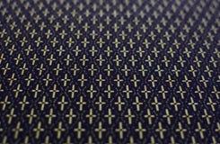 Paño de seda tailandés para el fondo Imagen de archivo libre de regalías