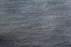 Paño gris del dril de algodón Imagenes de archivo
