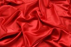 Paño rojo foto de archivo libre de regalías