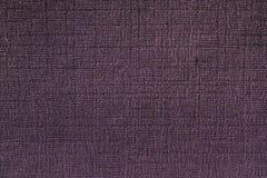 Paño rugoso púrpura Foto de archivo