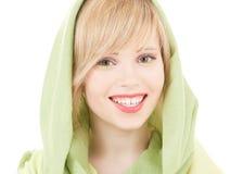 Pañuelo verde foto de archivo