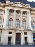 Pałac Carol Ja Królewska podstawa w Bucharest, Rumunia Zdjęcia Royalty Free