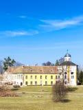 Pałac Choltice Obraz Stock