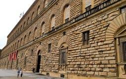 Pałac Florencja Włochy Europa architecturethe muzeum obrazy royalty free
