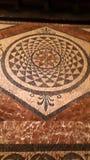 Pałac Grandmaster na wyspie Rhodes w Grecja obrazy royalty free