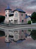Pałac Iturriza obrazy royalty free