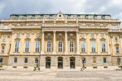 Pałac Królewski Budapest Obraz Royalty Free