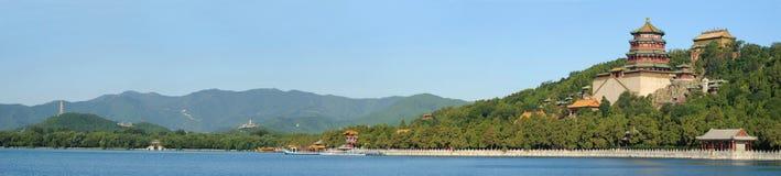 pałac krajobrazowy lato zdjęcie stock