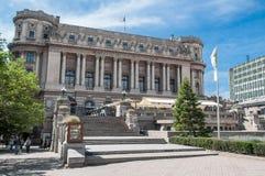Pałac Krajowy Militarny okrąg Obrazy Stock