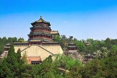 pałac lato świątynia Zdjęcie Stock