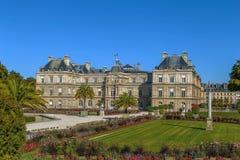 pałac luxembourg Paryża Zdjęcia Stock