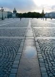 pałac Petersburg świętego kwadrat Fotografia Stock