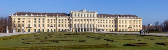pałac schonbrunn Vienna austria Zdjęcie Royalty Free